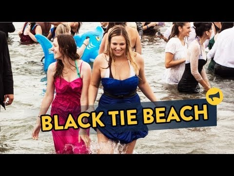 Black Tie Beach 2013
