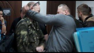 Комбат С.Мельничук влаштував бійку в офісі 17 каналу. Ексклюзив