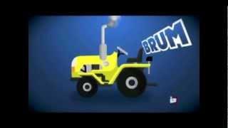 Il trattore uccide il pulcino pio prima dell'inizio della canzone :D