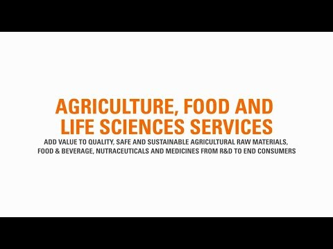 SGS Agriculture, Food and Life Solutions