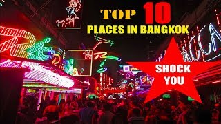Top 10 Places To Visit In Bangkok