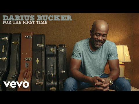 Darius Rucker – For The First Time (Audio)