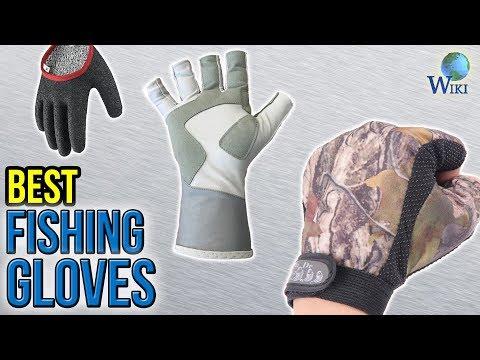 9 Best Fishing Gloves 2017