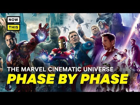 The History of the MCU: Phase by Phase | NowThis Nerd