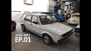 Project Cars [T02 EP01] - Golf MK1 1979