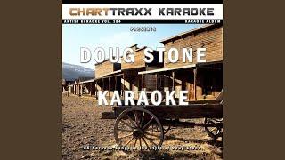 Faith In Me, Faith In You (Karaoke Version In the Style of Doug Stone)