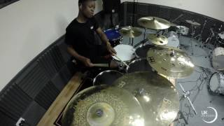 Morgan Simpson | The Charade - D'Angelo (Drum Cover)