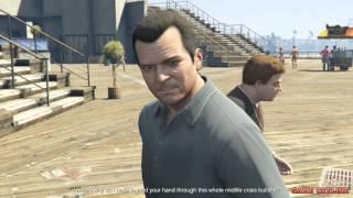Hướng dẫn chơi game GTA 5 - Phần 9 - Nhiệm vụ đua xe đạp với Jimmy