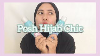 Review Posh Hijab Chic Winter Magic Dan Pruple Wish
