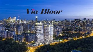 Via Bloor Condos preview video