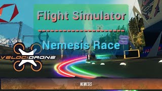 Velocidrone FPV drone flight simulator race nemesis redbulll ring #velocidrone
