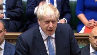 video: Boris Johnson's blistering Commons debut has sent Labour into meltdown