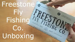 Freestone Fly Company Subscription Unboxing November 2019 |Worth It?|