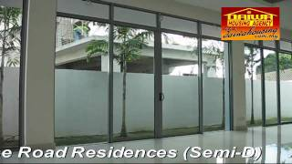 preview picture of video 'Penang Ross Road Residences New Luxury Semi-D House'