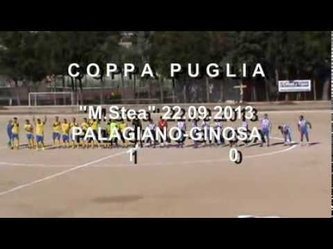 Preview video Prima uscita del GINOSA a Palagiano con sconfitta di rigore