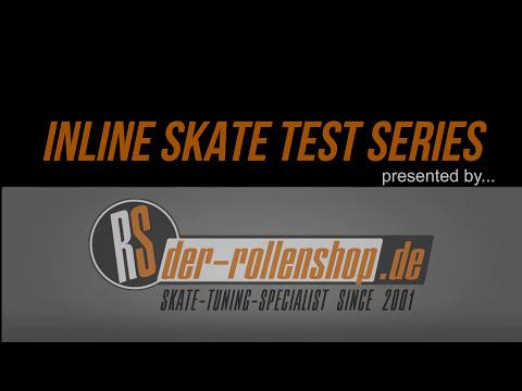 Inline Skate Test K2 VO2 100 X Pro by der-rollenshop.de