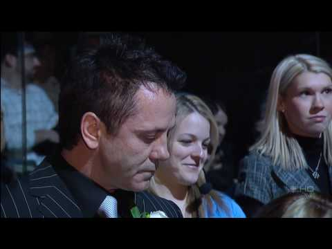 "HNIC - Doug ""The Killer"" Gilmour No. 93 - Banner Raising Ceremony (HD)"