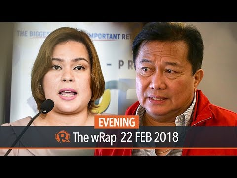 Sara Duterte: President Duterte better off without Alvarez