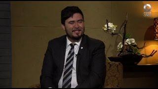 Conversando con Cristina Pacheco - Danton Iván Bazaldua