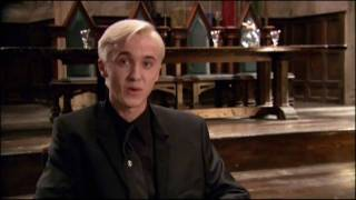 Ultimate Edition:  Tom Felton // Character Of Draco Malfoy