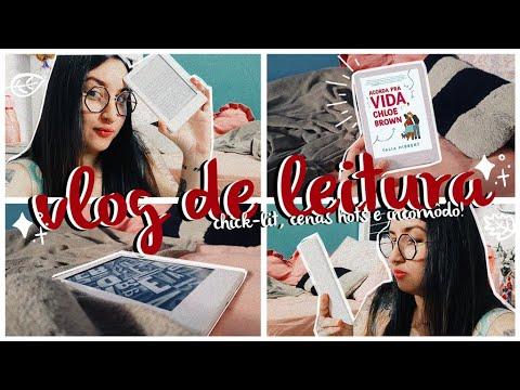 VLOG DE LEITURA #09 | livro de chick-lit, cenas hots e caroline incomodada 😵 | por Carol Sant