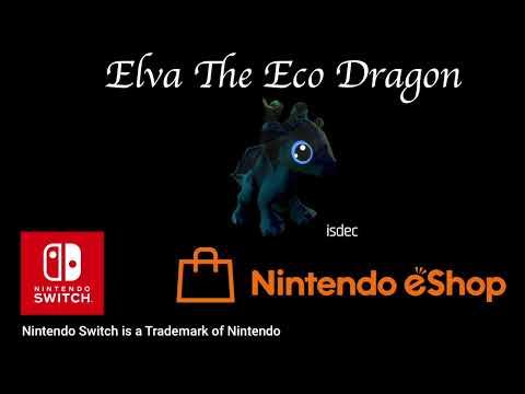 Elva the Eco Dragon Nintendo Switch version