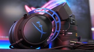 HyperX Cloud Alpha S Gaming Headset Review!