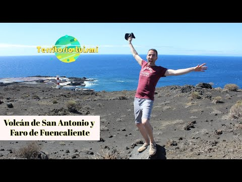 Volcán De San Antonio  Y Salinas De Fuencaliente - Que Ver En La Palma