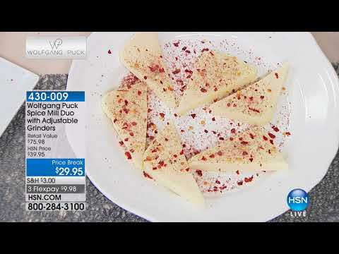 HSN | Chef Wolfgang Puck 01.27.2018 - 03 PM
