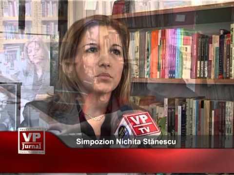 Simpozion Nichita Stănescu