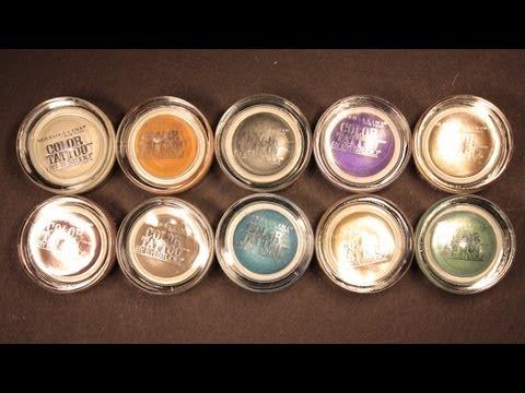 Color Tattoo Up To 24HR Longwear Cream Eyeshadow by Maybelline #9