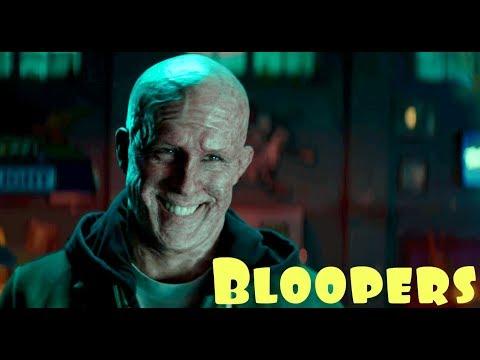 Ryan Reynolds - Bloopers (видео)