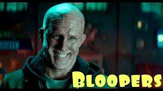 Ryan Reynolds - Bloopers