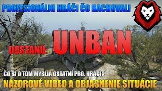 Profesionálni Hráči s VAC-Banom Dostanú UNBAN!