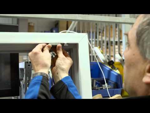 Brömse - Magnetischer Verschluss- und Öffnungsmelder (MVS) - Montage und Prüfung