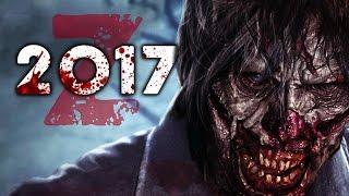 Топ 10 игр про зомби 2017