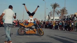 رامي صلد يقدم عرض قوي في الاسماعيلية | Ramy Sold Stunter - best stunt show in Ismailia
