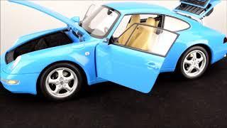 AUTOart Porsche 911 (993) Carrera