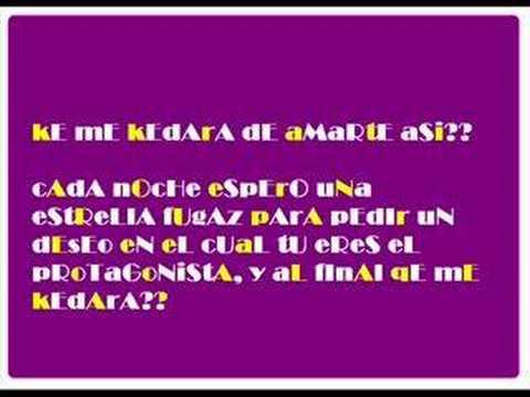 De Quererte Asi- Luis Miguel