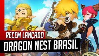 MMORPG ACTION GRÁTIS - Dragon Nest Brasil