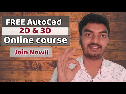 AUTOCAD online course for Civil Engineering | Autocad course online | Autocad online | Autocad