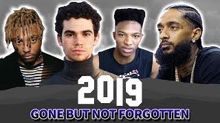 2019 | Gone But Not Forgotten | Cameron Boyce, Juice Wrld & more RIP