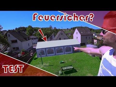 Festzelt │ Partyzelt │ 4m X 10m │ Test │ Review │ Profizelt24 │ Toolport