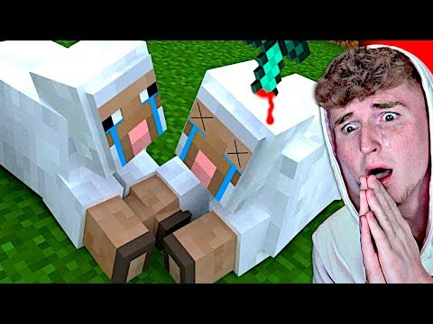 The SADDEST Minecraft Animations You Will Ever See.. (CRYING)