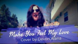 Make You Feel My Love - Bob Dylan (Ukulele Cover)