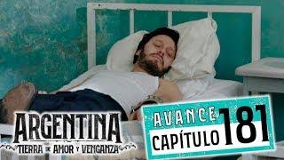 """Avance emitido el martes 26 de noviembre de 2019 en eltrece, correspondiente al capítulo 181 de """"Argentina, tierra de amor y venganza""""."""