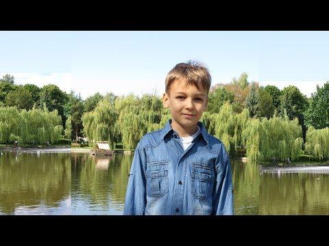 АРХИВ. Первый VLOG - Парк Молодёжи г. Ровно, осень 2017