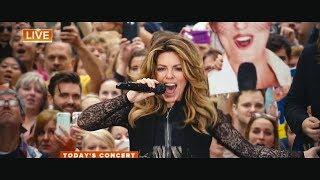 Shania Twain - Man! I Feel Like A Woman (Live on TODAY)