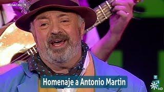Homenaje a Antonio Martín – Final COAC 2017