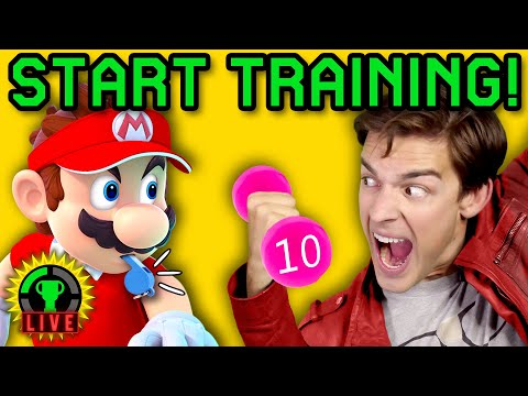Getting My Skills Ready For Mario Maker 2! (Super Mario Maker)